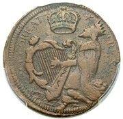 ½ Penny (Mark Newby) – obverse
