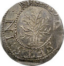 1 Shilling (Willow Tree) – obverse