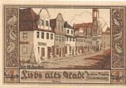 1 Mark (Kreuzburg) – reverse