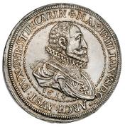 2 Thaler - Maximilian III (Ensisheim) – obverse