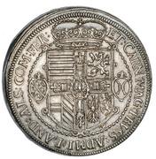2 Thaler - Maximilian III (Ensisheim) – reverse
