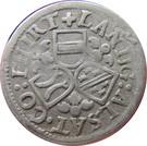 3 Kreuzer - Ferdinand II of Tyrol – reverse