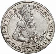 1 Thaler - Archduke Ferdinand II – obverse