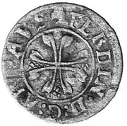 1 Vierer - Ferdinand II of Tyrol – obverse