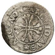 1 Vierer - Rudolf II – reverse