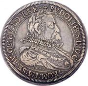 2 Thaler - Rudolf II – obverse