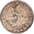 ¼ Thaler - Leopold V of Tyrol – obverse