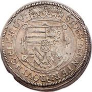 ¼ Thaler - Leopold V of Tyrol – reverse