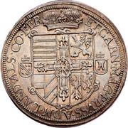 1 Thaler - Maximilian III (Ensisheim) – reverse