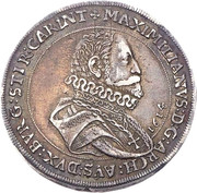 1 Thaler - Maximilian III – obverse