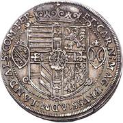 1 Thaler - Maximilian III – reverse