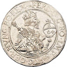 1 Guldenthaler - Ferdinand I – obverse