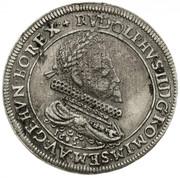 1 Thaler - Rudolf II – obverse