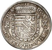 1 Thaler - Ferdinand II of Tyrol – reverse