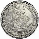 1 Thaler - Ferdinand II of Tyrol – obverse