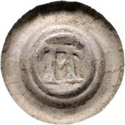 1 Brakteat - Ottokar II. (Zittau) – obverse