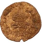 1 Quattrino - Guidobaldo II della Rovere – reverse