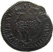 Mezzo Paolo - Guidobaldo II della Rovere – obverse