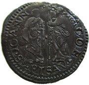 Mezzo Paolo - Guidobaldo II della Rovere – reverse