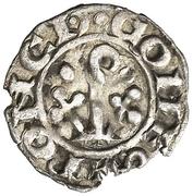 Obolo - Ponce I (Agramunt) – obverse