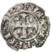 Obolo (Ponce I, Agramunt) – obverse