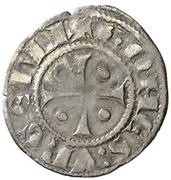 Dinero (Armengol X, Agramunt) – obverse