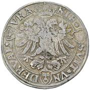 1 Thaler (Uri, Schwyz and Unterwalden) – obverse