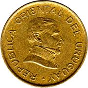 2 Pesos Uruguayos -  obverse
