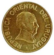 5 Pesos Uruguayos -  obverse