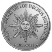 1000 Pesos Uruguayos (Independence) -  reverse