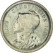 5 Centavos (Pattern) – reverse
