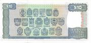 10 Pesos Uruguayos -  obverse