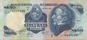 50 Nuevos Pesos -  obverse