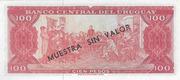 0.10 Nuevo Peso (not overprinted issue) – reverse