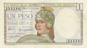1 Peso (Constitution Centennial) – obverse