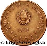 Medal - Centenary of the University
