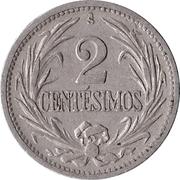 2 Centésimos -  reverse