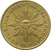 1 Peso -  obverse