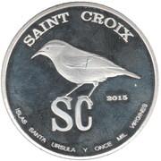 1 Dollar (Saint Croix) – obverse