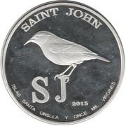 1 Dollar (Saint John) -  obverse
