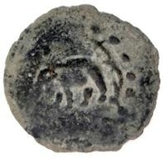 Unknown Æ - Satachari II (Ustrushana) – obverse