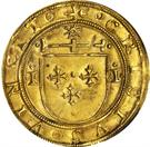1 Scudo d'oro del sole - Johann Jakob Trivulzio – obverse
