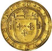 Scudo d'oro del sole - Johann Jakob Trivulzio – obverse