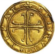 Scudo d'oro del sole - Johann Jakob Trivulzio – reverse