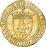 Scudo d-Oro del Sole - Johann Jakob Trivulzio – obverse