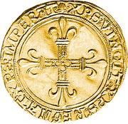 Scudo d-Oro del Sole - Johann Jakob Trivulzio – reverse