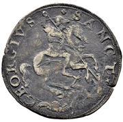 ½ Cavallotto - Johann Franz Trivulzio – reverse
