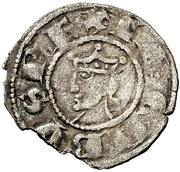 Dinero - Jaime II (Alicante) – obverse