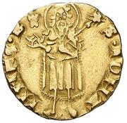 ½ Florin - Pedro IV – obverse