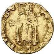Florin - Pedro IV – obverse